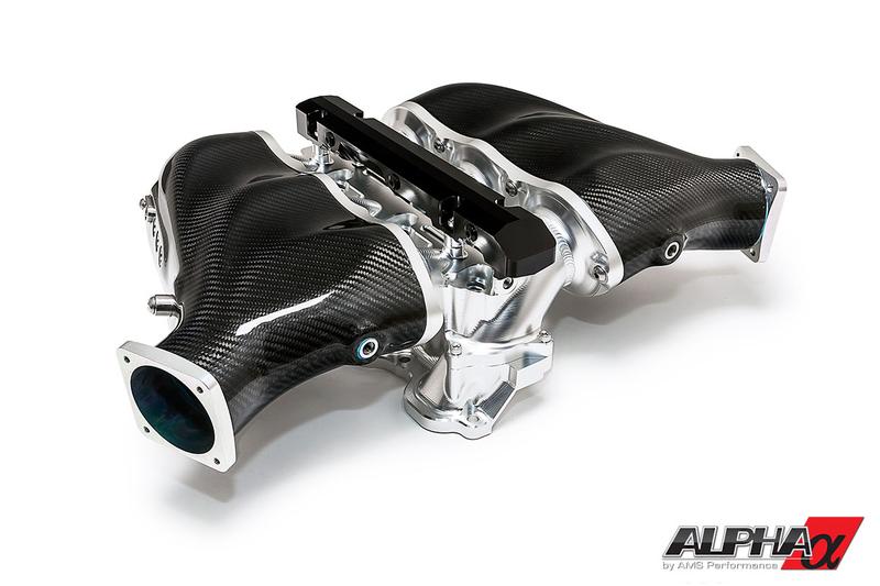 Alpha-GT-R-Carbon-Fiber-Intake-Fuel-Rail