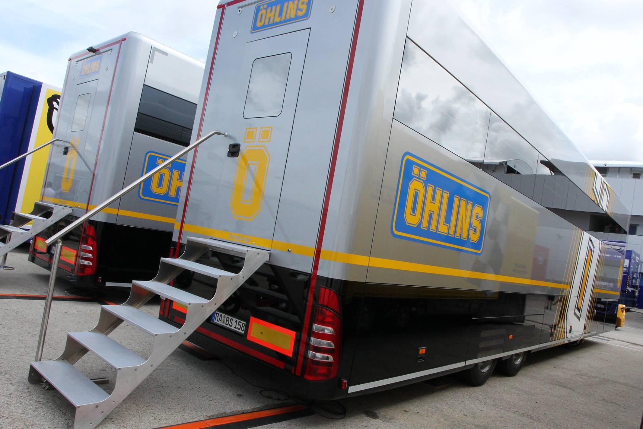 Ohlins MotoGP