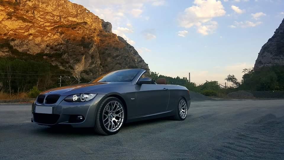 """BMW 335i E93 cabrio llantas Avant Garde M359 19"""""""