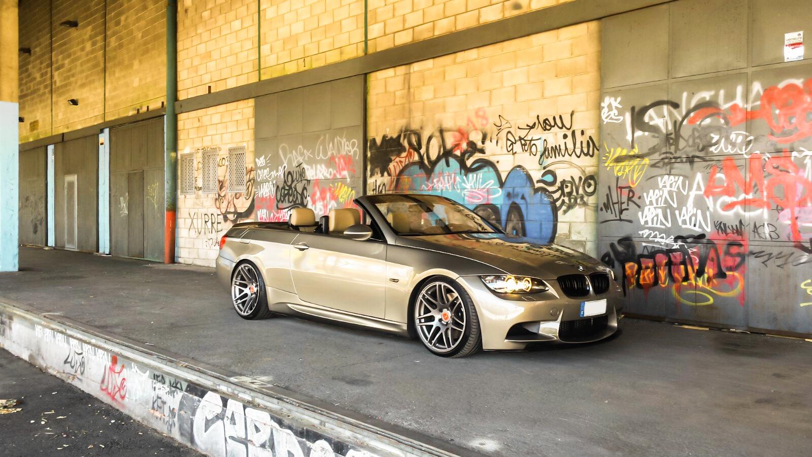 Preparación BMW 335i Cabrio e93 By GTR Autoparts