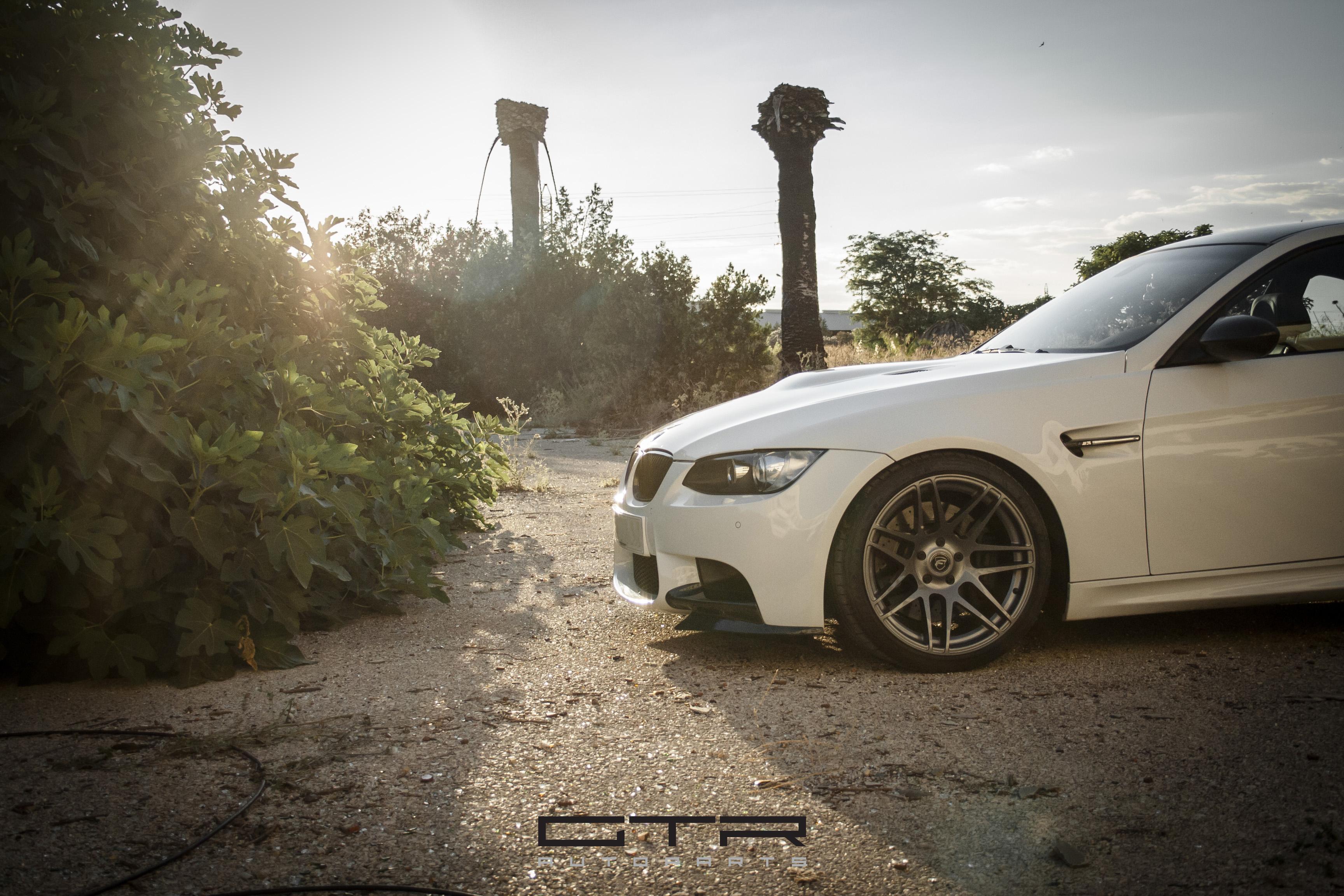 BMW M3 e92 by GTR Autoparts
