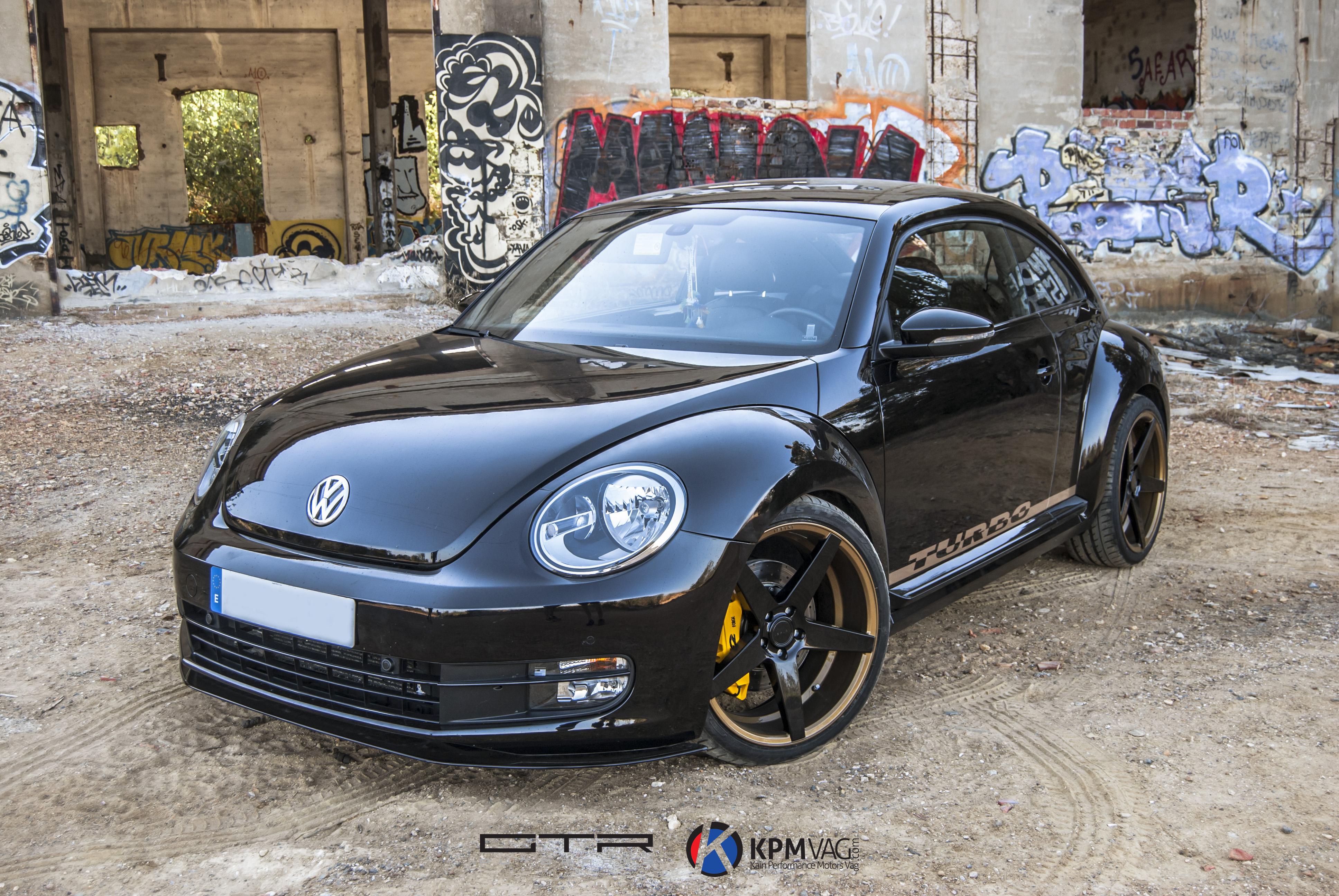 Preparación Volkswagen Beetle APR KPM By GTR Autoparts