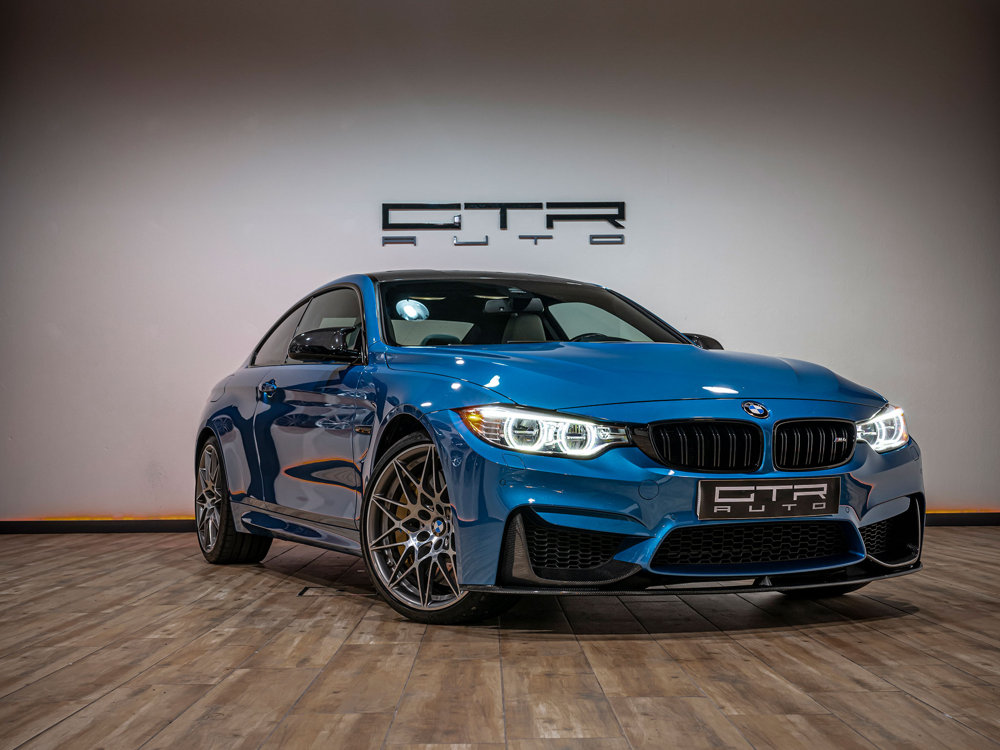 BMW M4 Competition Individual