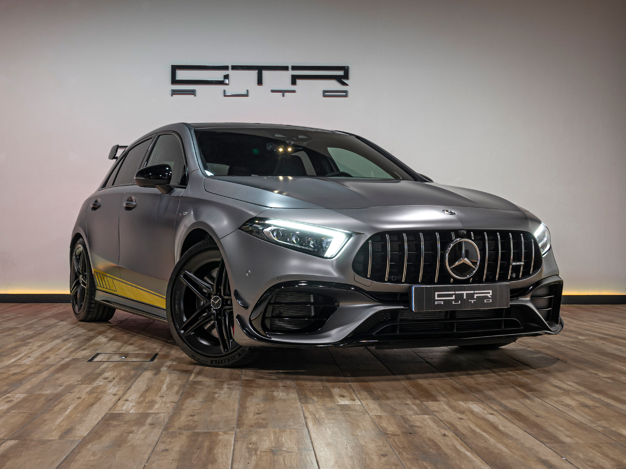 Mercedes-AMG A45s Edition 1